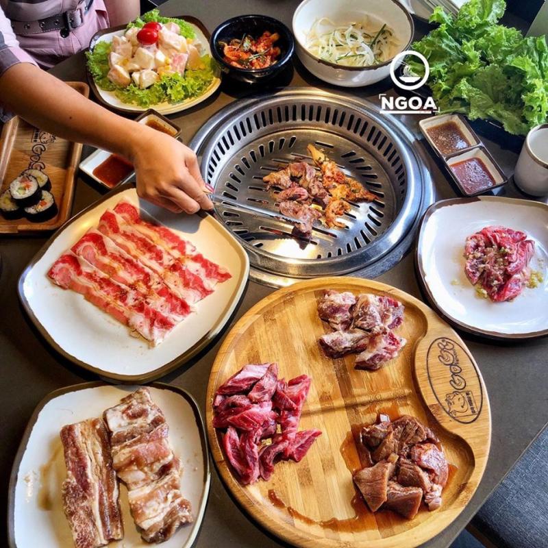 Top 10 Quán ăn Hàn Quốc ngon nhất Nha Trang