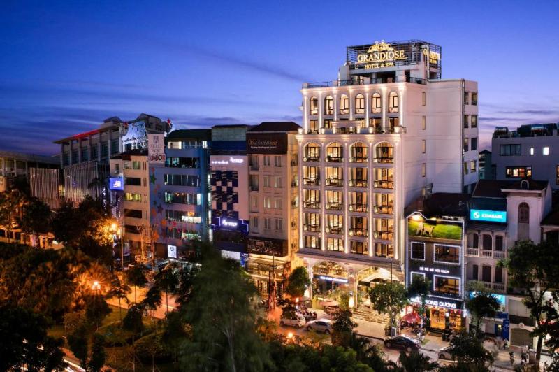 Top 9 Khách sạn 4 sao tốt nhất quận Ba Đình, Hà Nội