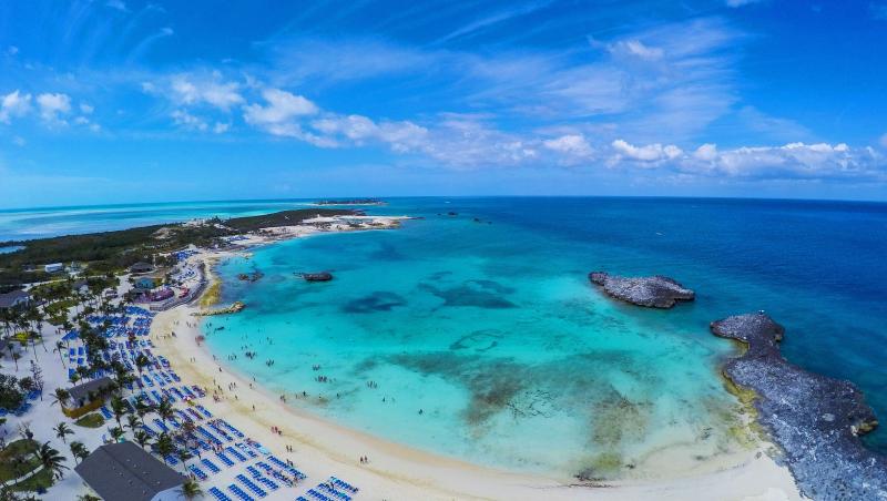 Great Stirrup Cay, Bahamas