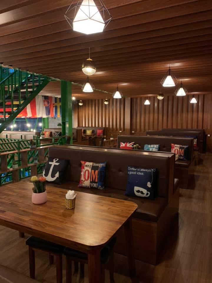 Top 7 Quán cafe hút khách nhất tại khu công nghiệp Bắc Thăng Long, Hà Nội