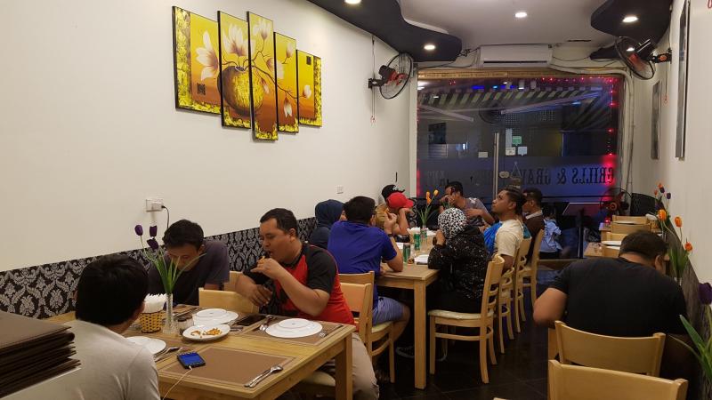 Top 10 Nhà hàng Ấn Độ nổi tiếng nhất ở Hà Nội