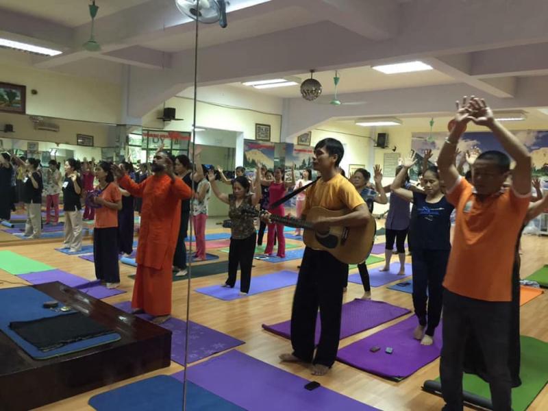 Top 5 Trung tâm dạy yoga tốt nhất tại Tp. Thái Nguyên