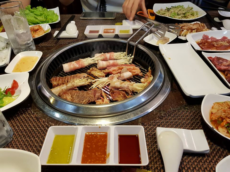 Top 14 Quán nướng ngon nhất ở Cầu Giấy, Hà Nội