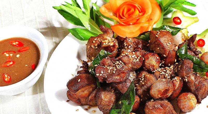 Top 7 Nhà hàng chuyên thịt dê ngon nhất Hà Nội