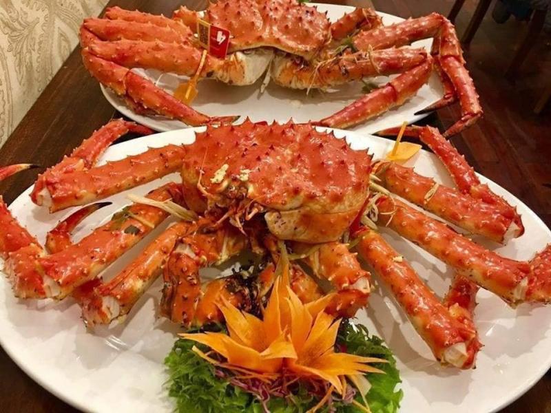 Top 6 Nhà hàng hải sản ngon nổi tiếng tại quận Tân Phú, Tp. HCM
