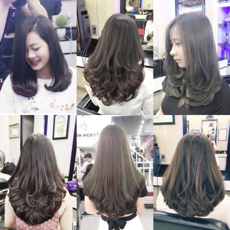 Top 10 Salon làm tóc đẹp nhất tại Thanh Hóa