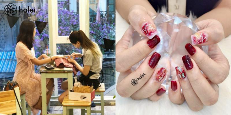 Top 10 Salon chăm sóc móng uy tín ở Hà Nội và Sài Gòn