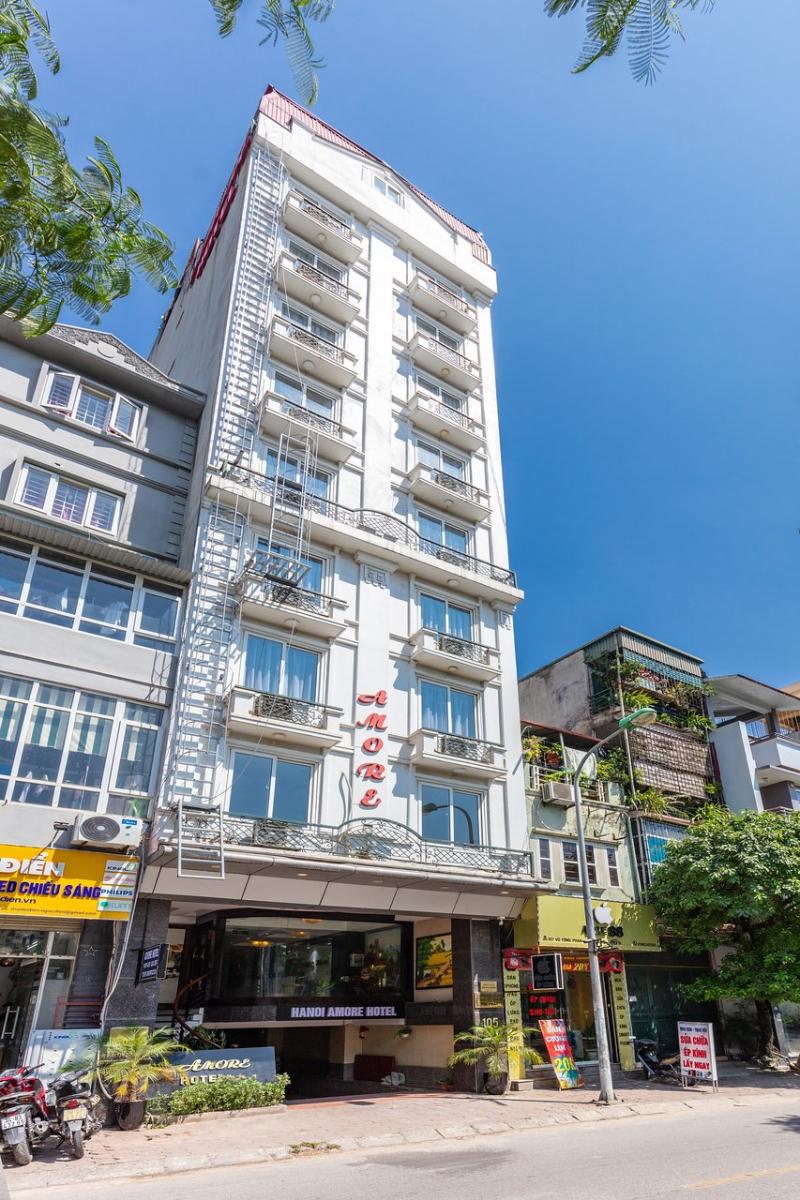 Top 8 Khách sạn nổi tiếng nhất tại quận Thanh Xuân, Hà Nội