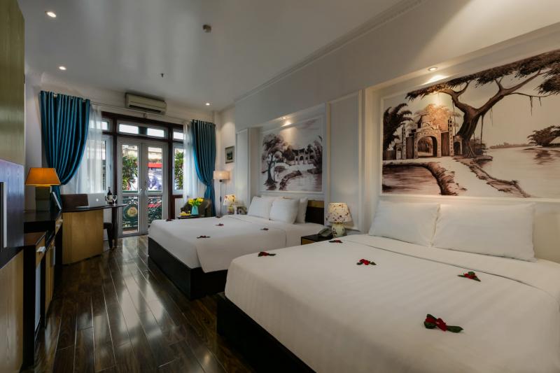 Hanoi grand maison hotel