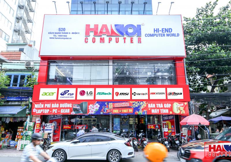 Top 7 Địa chỉ mua máy tính để bàn PC tốt nhất tại Hà Nội