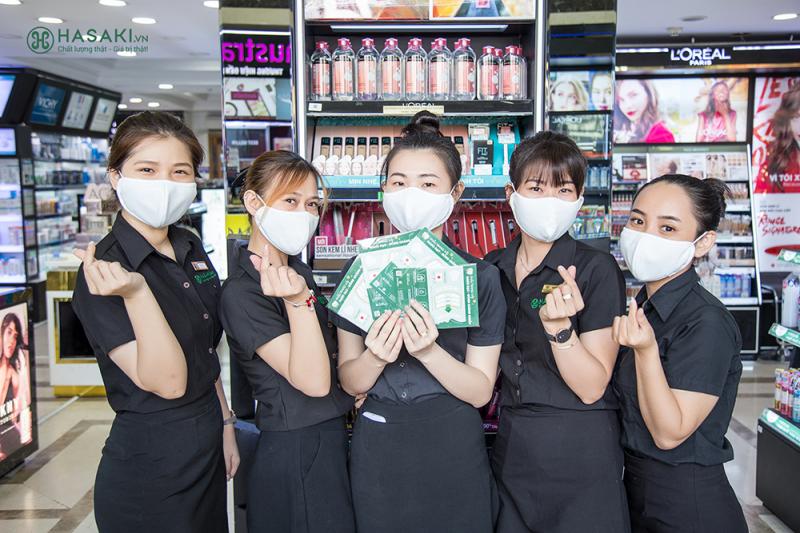 Top 5 Địa chỉ mua mỹ phẩm cho nam tốt nhất tại Hà Nội