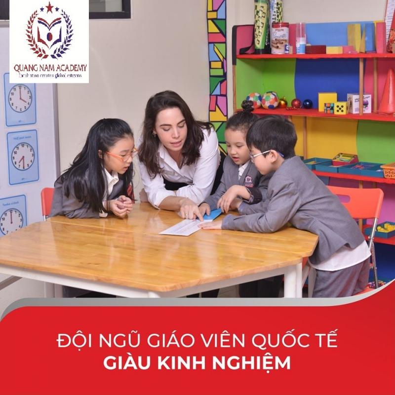 Top 4 Trường mầm non song ngữ tốt nhất tại Quảng Nam