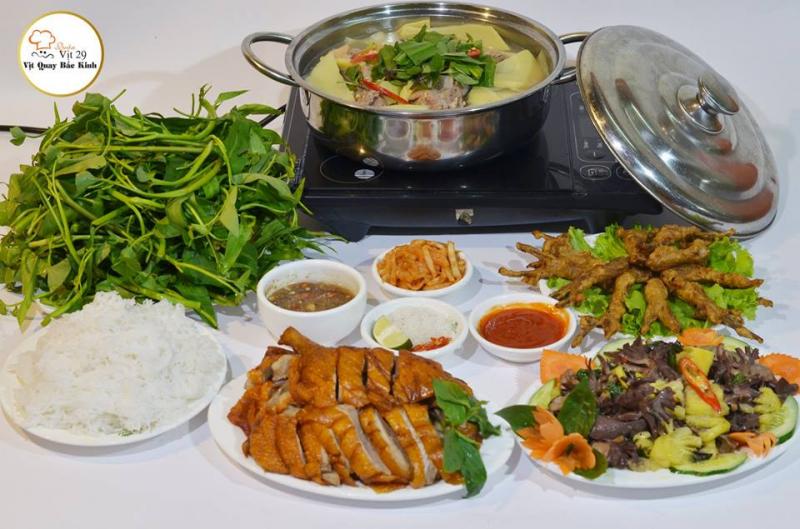 Top 16 Quán vịt ngon nhất tại Hà Nội, bạn không nên bỏ qua