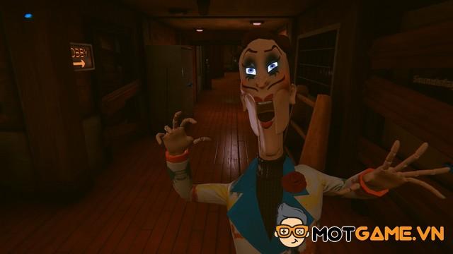 Hello Puppets: Midnight Show và những con rối đáng sợ