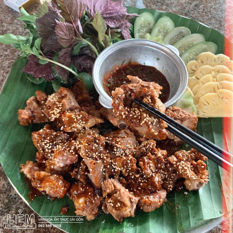 Top 5 Quán ăn ngon phố Chùa Hà, Quận Cầu Giấy, Hà Nội