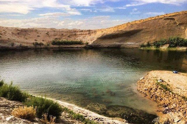 Top 10 Hồ nước kỳ lạ nhất trên thế giới