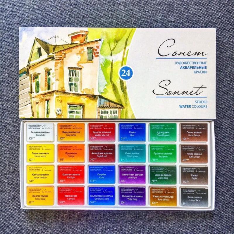 Top 7 Shop họa cụ bán màu nước đẹp và chất lượng nhất Hà Nội