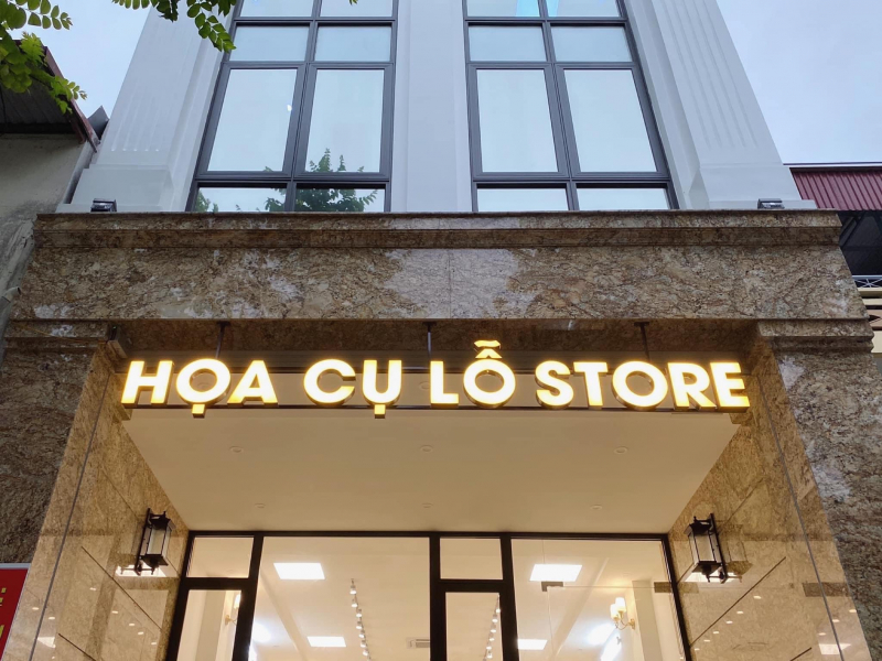 Top 9 Shop bán họa cụ tốt nhất tại Hà Nội