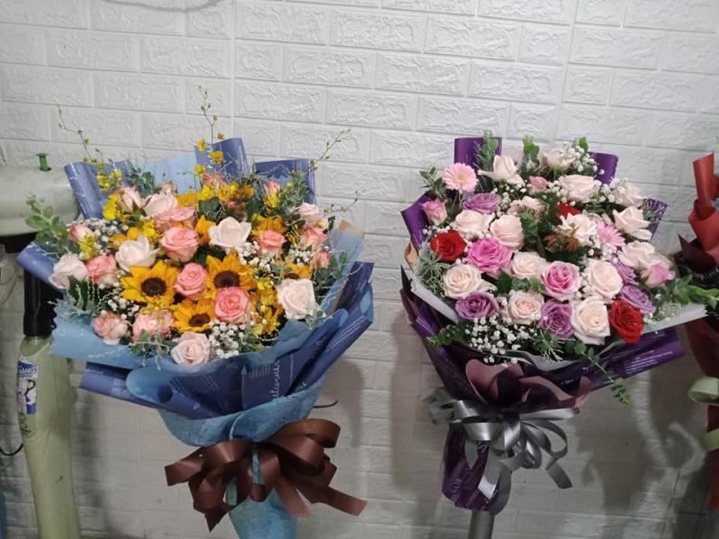 Top 5 Shop hoa tươi đẹp nhất quận 11, TP. HCM