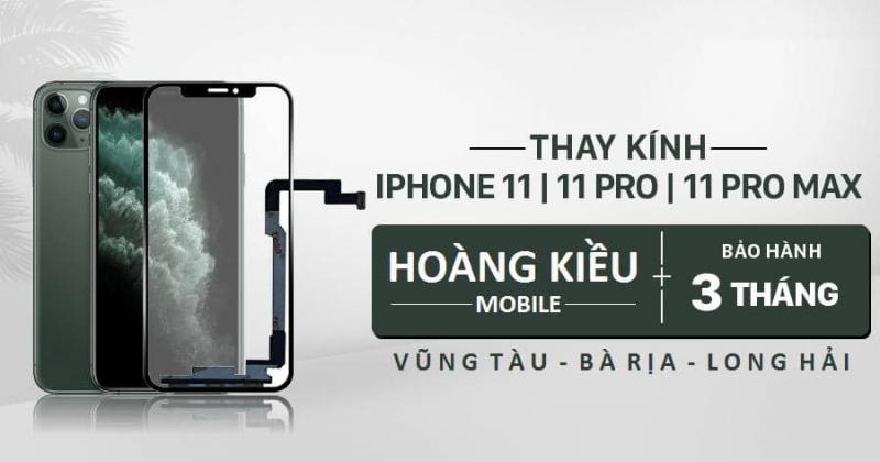 Top 5 Cửa hàng ép kính, thay kính điện thoại uy tín và chất lượng nhất Vũng Tàu
