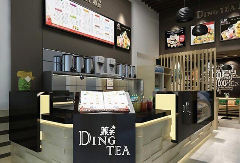 Top 5 Dịch vụ thiết kế quán trà chuyên nghiệp nhất tại TP HCM