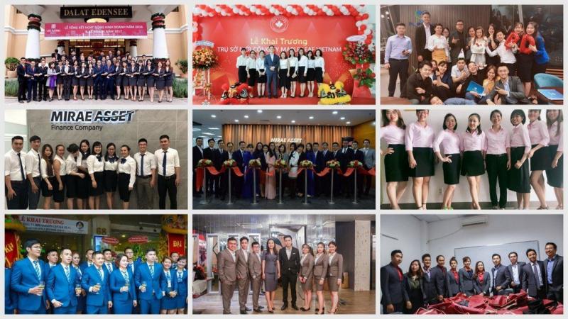 Top 10 Công ty may, in ấn áo đồng phục theo yêu cầu hàng đầu Việt Nam