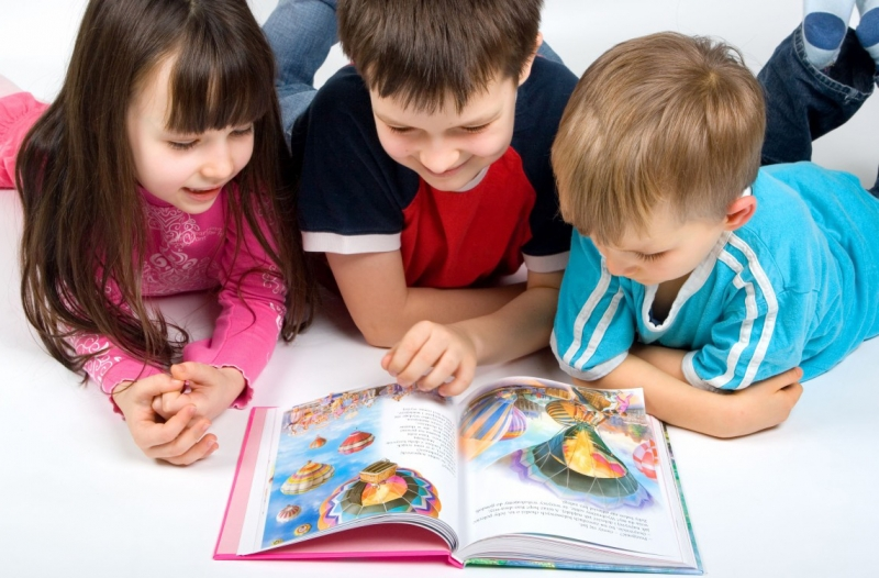 Gia tăng hình ảnh trực quan trong chương trình học tiếng anh cho trẻ em