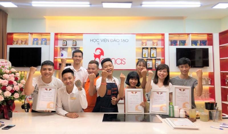 Top 10 Trung tâm dạy nghề pha chế đồ uống uy tín nhất Hà Nội