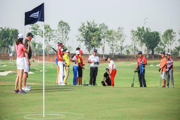 Top 4 Học viện golf tốt nhất tại Hà Nội