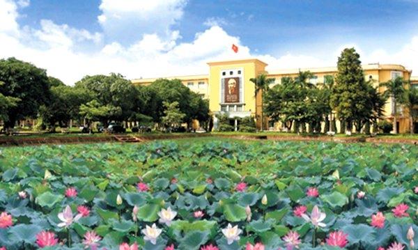 """Top 19 Trường đại học có khuôn viên """"xanh"""" đẹp nhất Việt Nam"""