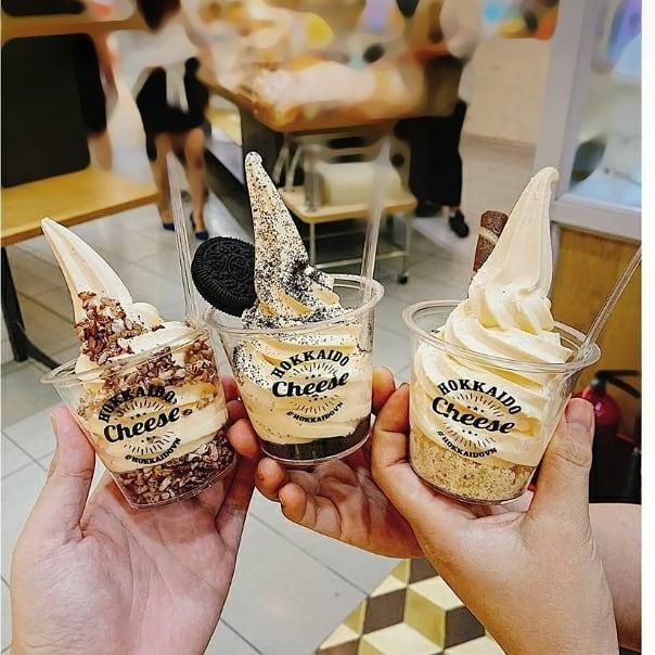 Top 10 Quán kem ngon nhất quận Cầu Giấy, Hà Nội
