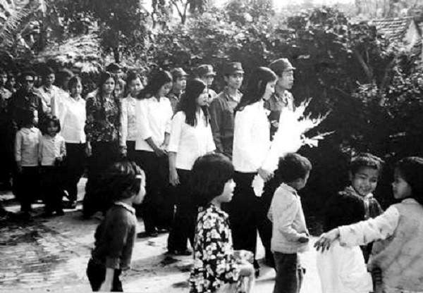 Top 8 điều có thể bạn chưa biết trong phong tục cưới xưa của người Việt