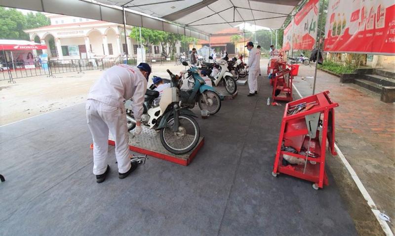Top 8 Trung tâm bảo dưỡng xe máy honda uy tín nhất Bắc Ninh