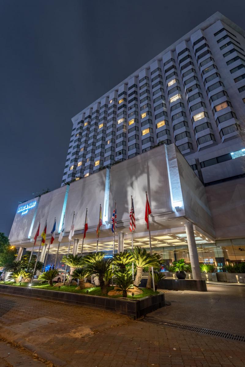 Top 8 Khách sạn quốc tế uy tín nhất quận Hai Bà Trưng, Hà Nội