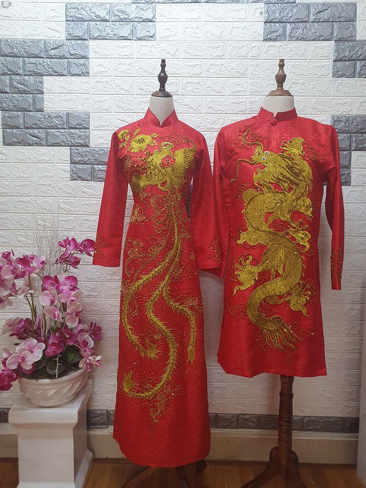 Top 8 Địa chỉ thuê áo dài cưới hỏi đẹp nhất quận Gò Vấp, TP. HCM