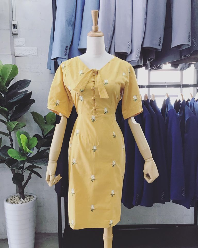 Top 8 Shop bán váy đầm họa tiết đẹp nhất ở TP. Mỹ Tho, Tiền Giang