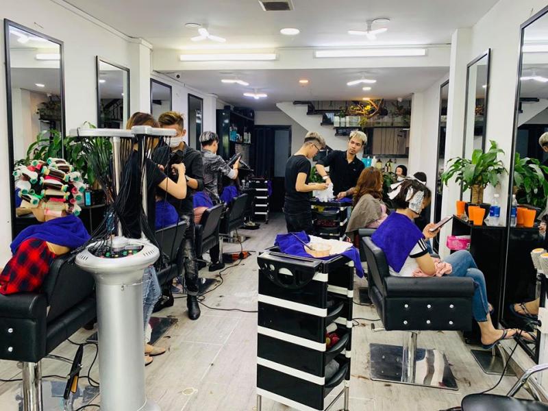 Top 10 Địa chỉ cắt tóc ngắn đẹp nhất quận 3, TP. HCM