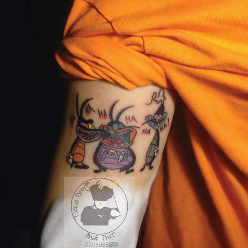 Tattoo Vô Diện