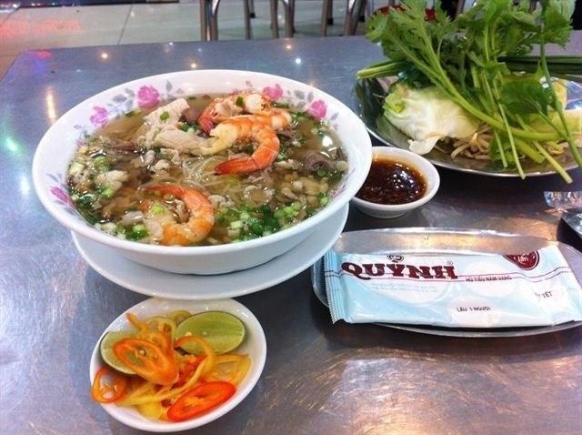 Top 10 Quán Hủ tiếu Nam Vang nổi tiếng nhất tại Sài Gòn