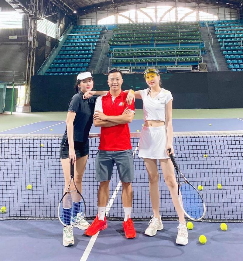Top 5 Thầy giáo dạy tennis tốt nhất tại TP. HCM