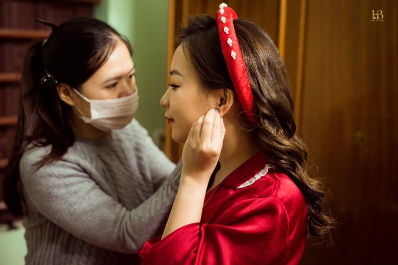 Top 5 Tiệm trang điểm cô dâu đẹp nhất Cẩm Xuyên, Hà Tĩnh