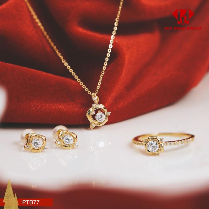 Top 8 Tiệm vàng uy tín nhất quận Ba Đình, Hà Nội