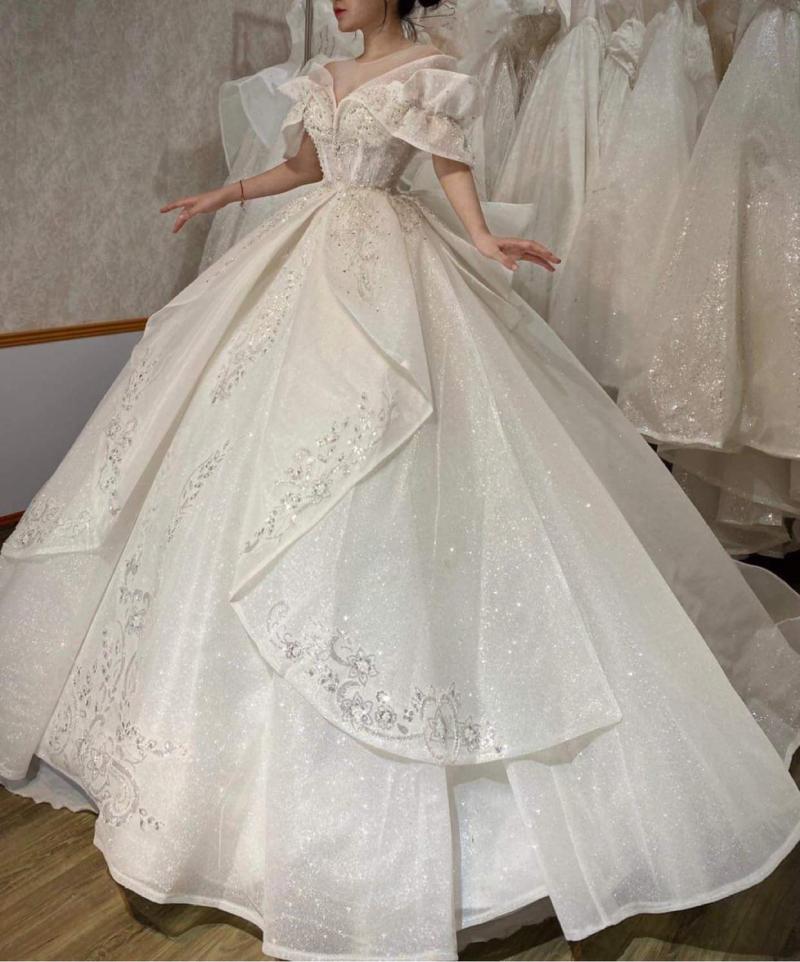 Top 7 Địa chỉ cho thuê váy cưới đẹp nhất Trà Vinh
