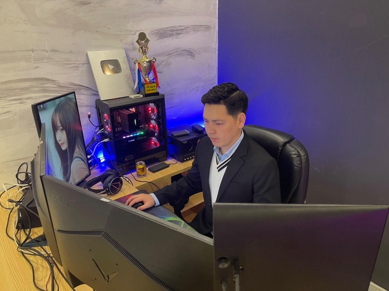 CEO Memogame: 'Tôi trở thành streamer vì đam mê'
