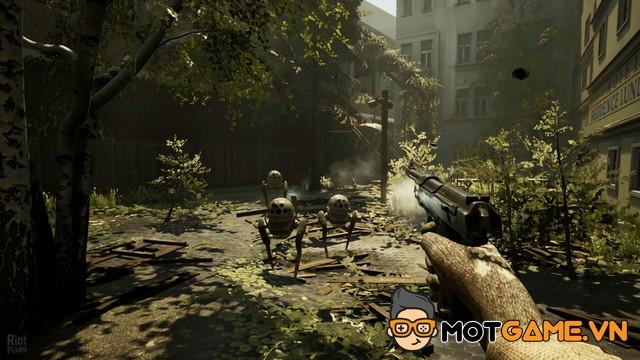 Industria chính thức hé lộ gameplay đậm chất khoa học viễn tưởng