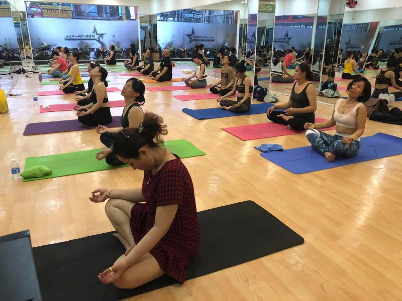 Top 5 Trung tâm dạy yoga uy tín nhất tại quận 12, Tp. HCM