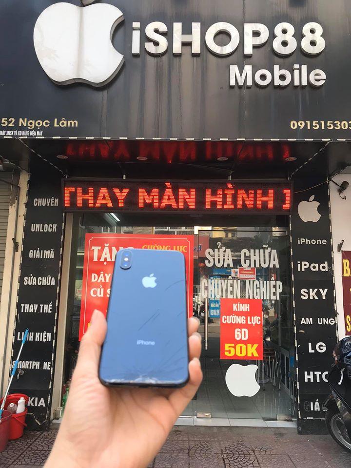 Top 4 Địa chỉ thay màn hình iphone uy tín nhất quận Long Biên, Hà Nội
