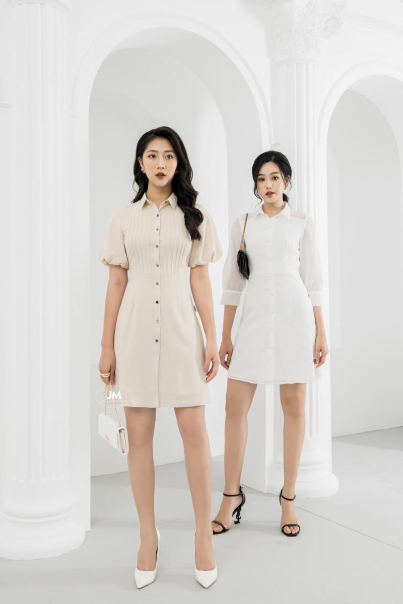 Top 10 Địa chỉ bán váy sơ mi công sở đẹp nhất tại Hà Nội