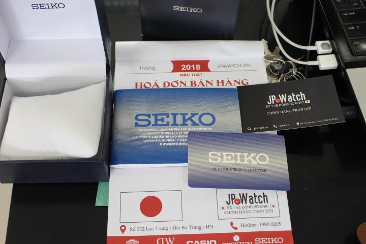 Top 8 địa chỉ mua đồng hồ Seiko chính hãng, chất lượng hàng đầu tại Hà Nội
