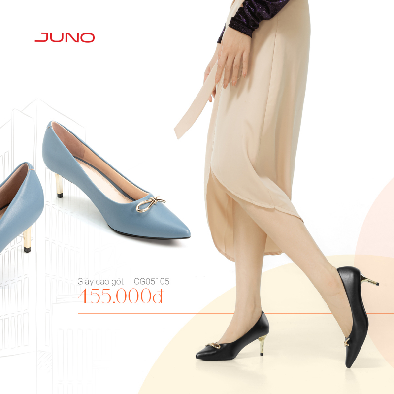 Top 6 Shop giày dép nữ đẹp, chất lượng nhất tại Quận Gò Vấp, Tp.HCM